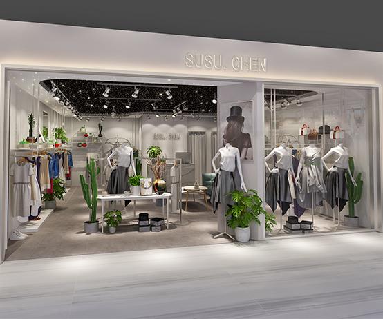 女装品牌店-SUSU.CHEN