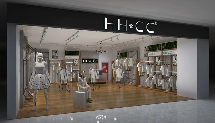 女装连锁店-HHCC
